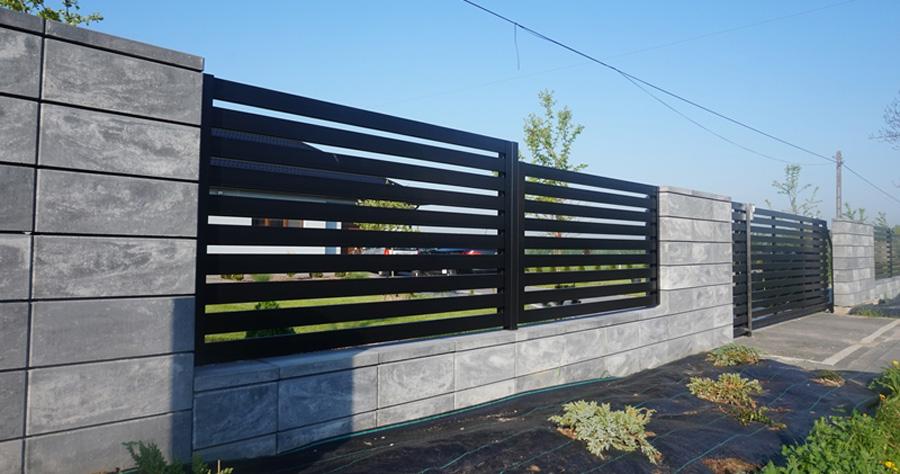 Az Ogrodzenia Lublin Ogrodzenia Drewniane Betonowe Stalowe